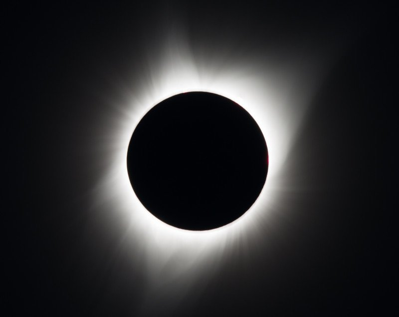 Here's How The Total Solar Eclipse Affected Our Sleep