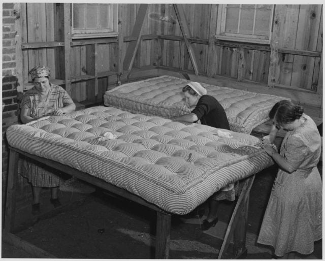 A Brief History Of The Mattress