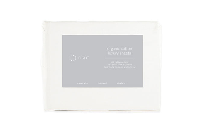 The All Organic Cotton Sheets