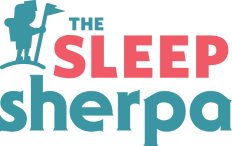 The Sleep Sherpa Logo