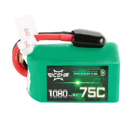 Acehe 1080mah 5S 18.5v 75-150C - Racing Series