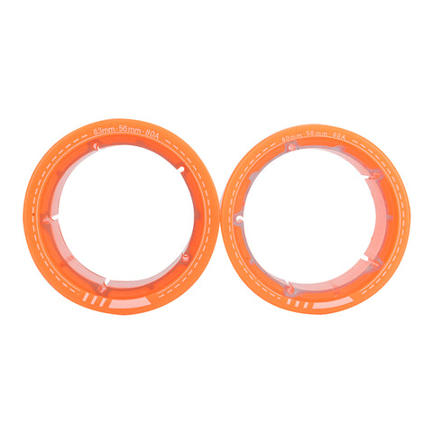 Rear powered wheel outer for Exway electric skateboard for X1/X1 Pro