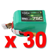 Acehe 6S 22.2v 75-150C 850mah - Racing Series