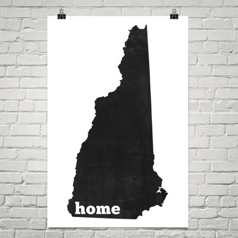Delaware Gifts, Souvenirs, and DE Décor – Modern Map Art
