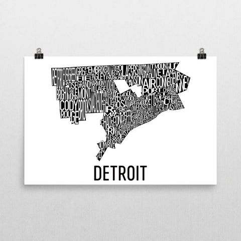 Detroit Gifts and Decor