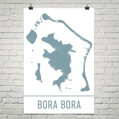 Bora Bora Gifts and Decor