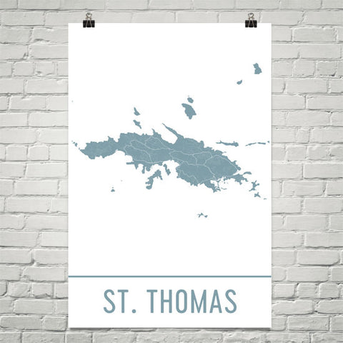 St. Thomas Gifts and Decor