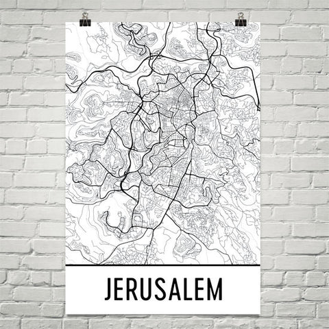 Jerusalem Israel Gifts and Decor