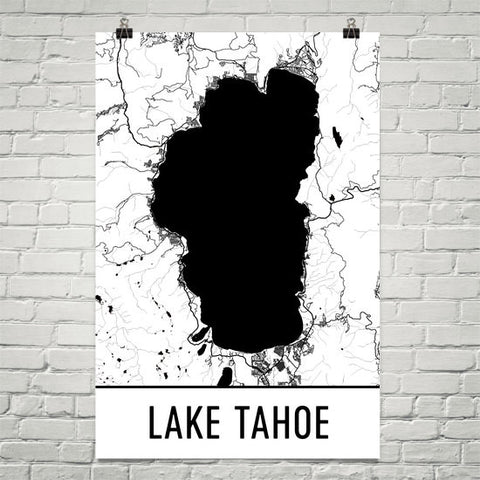 Lake Tahoe Gifts and Decor