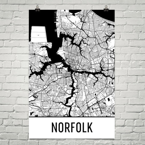 Norfolk Gifts and Decor