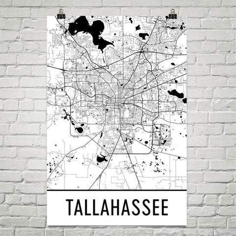 Florida Gifts, Souvenirs, and FL Décor – Modern Map Art