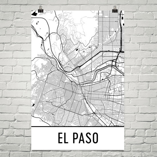 El Paso TX Street Map Poster Map Of El Paso S on map of nolan county, map of young county, map of ft bliss, map of culiacan, map of cancún, map of wilkes-barre, map of houston, map of colonial heights, map of tampa st petersburg, map of santa teresa, map of rio rico, map of corbin, map of liberal, map of austin, map of ft stockton, map of indiana in, map of eastern id, map of beebe, map of hamtramck, map arizona,
