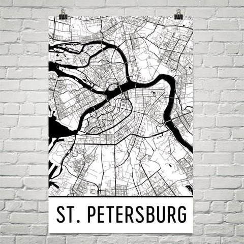 St. Petersburg Gifts and Decor