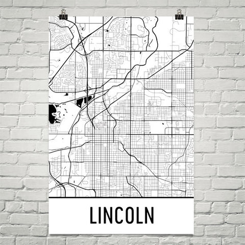 Lincoln Gifts and Decor