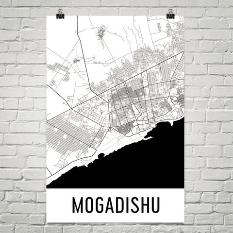 Mogadishu Gifts and Decor