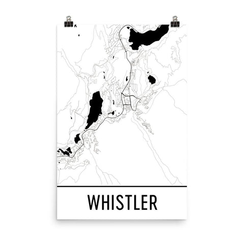 Whistler Gifts and Decor