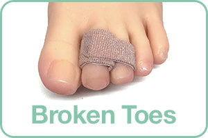 ZenToes Broken Toes