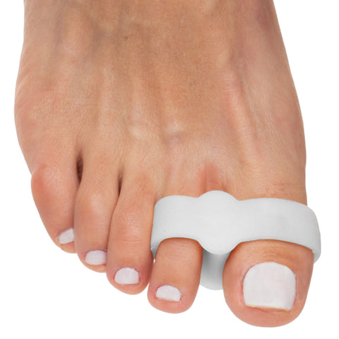 Image of Double Loop Toe Separator for Bunion Pain Relief - 4 Count - ZenToes