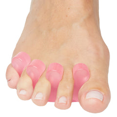 Image of Gel Toe Separators for Home Pedicure - Set of 2 - ZenToes