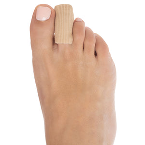 Fabric Gel Lined Toe Protector Caps - 5 Pack - ZenToes