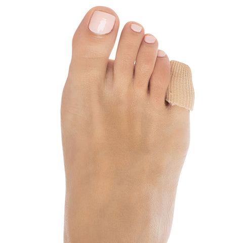 Image of Fabric Gel Toe Caps - 5 Pack - ZenToes