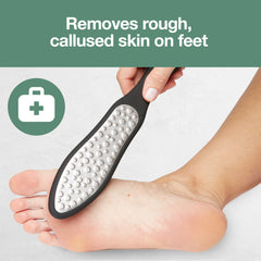 Image of Foot File Callus Remover - Fine/Coarse - ZenToes