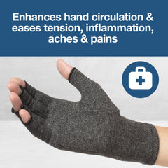 Image of Arthritis Compression Gloves - 1 Pair - ZenToes