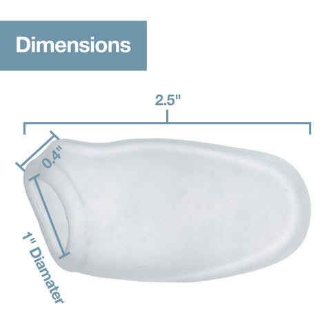 Image of ZenToes 4 Pack Bunion Pads, Gel Bunion Guard - ZenToes Zen Toes