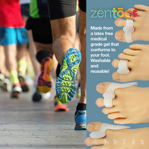 Bunion Protector, Toe Separator and Spacer Set - ZenToes
