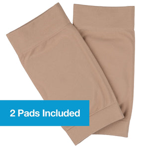 Achilles Heel Padded Sleeve - 1 Pair - ZenToes