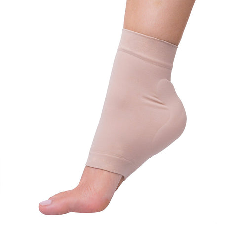 Image of Achilles Heel Padded Sleeve - 1 Pair - ZenToes Zen Toes