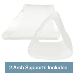 Arch Support Gel Sleeves - Pack of 2 - ZenToes Zen Toes