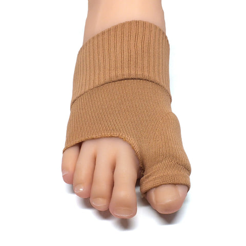 Image of Bunion Cushions Pad Socks Pair of Bunion Guard Sleeves - ZenToes