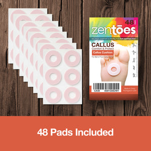 Callus Pads Cushions Pack - ZenToes