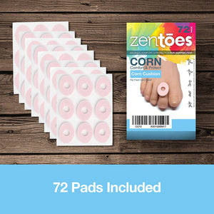 Corn Cushions Pack - ZenToes Zen Toes