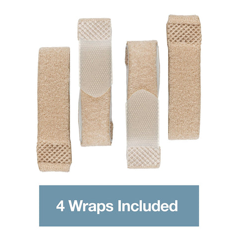 Buddy Wraps for Broken Fingers - Pack of 4 - ZenToes Zen Toes