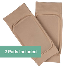 Image of Padded Skate Socks for Lace Bite Protection - 1 Pair - ZenToes