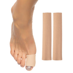 Image of Gel Lined Toe Tubes - 2 Pack - ZenToes