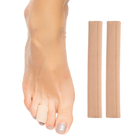 Image of Gel Lined Toe Tubes - 2 Pack - ZenToes Zen Toes