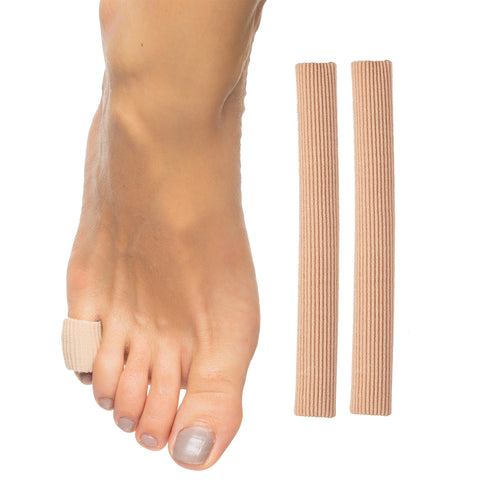 Gel Lined Toe Tubes - 2 Pack - ZenToes