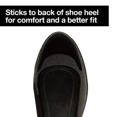 Image of Heel Protectors Back of Shoes Cushioned Adhesive Liner Inserts - 8 Count - ZenToes