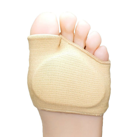 Image of Fabric Metatarsal Sleeve with Sole Cushion Gel Pads - ZenToes