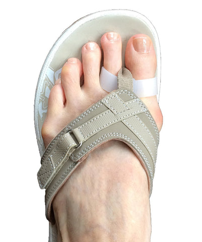 Double Loop Toe Separator for Bunion Pain Relief - ZenToes Zen Toes