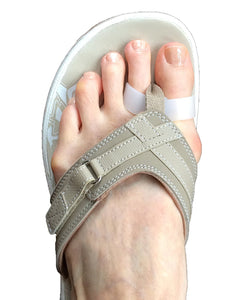 Double Loop Toe Separator for Bunion Pain Relief - 4 Count - ZenToes