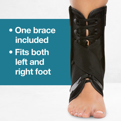 ZenToes Ankle Stabilizer Brace with Compression Straps - ZenToes Zen Toes
