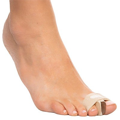 How is a bunion splint different from a toe separator?