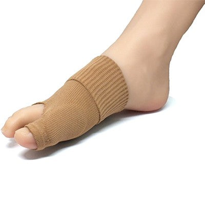 Should I get a bunion pad that fits over my whole foot or just my big toe?
