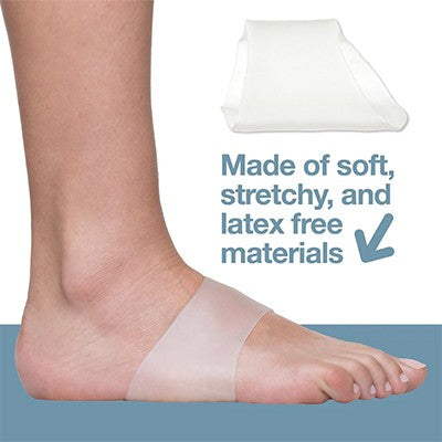 What reusable/washable arch support options do you have?