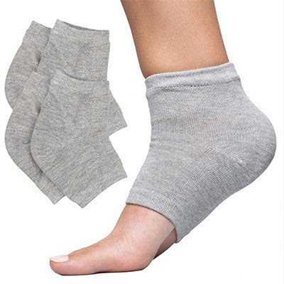 Do heel socks come in different sizes?