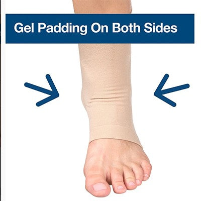 How long should I wear my ankle pad for?